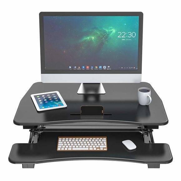 Height Acassiidjustable Standing Desk