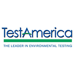 Test America Logo Image